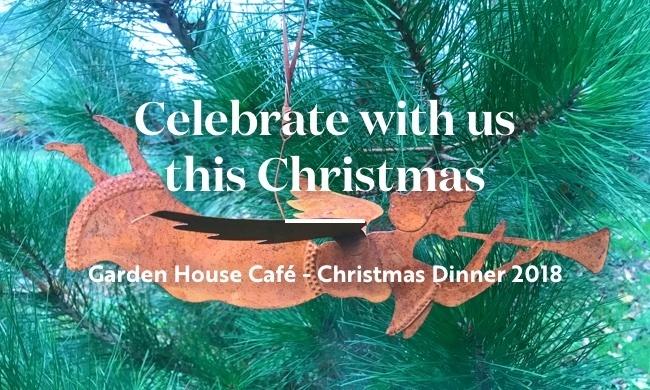 Garden House Café – Christmas Dinner 2018