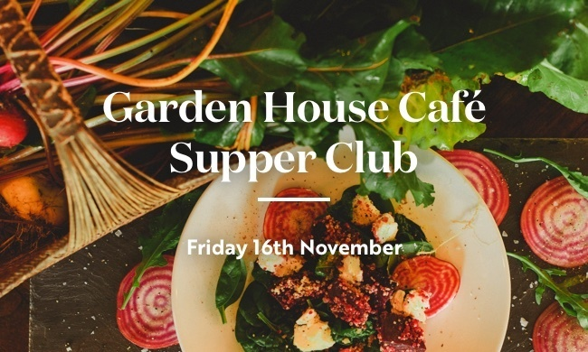 The Garden House Supper Club